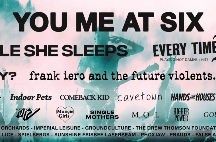 Get Ready For 2000Trees 2019!