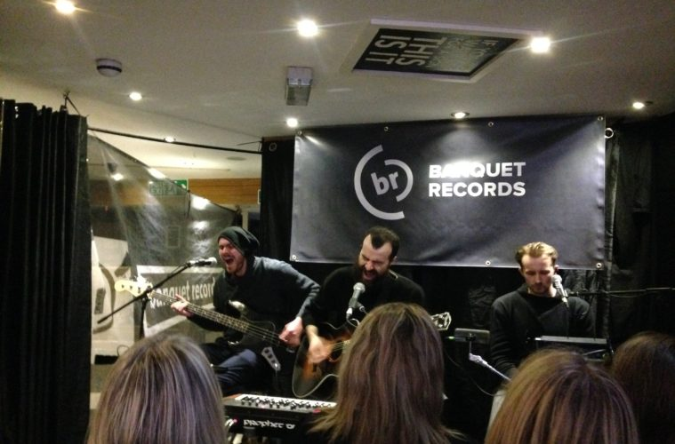 Arcane Roots: Banquet Records, Kingston | Sound of Pen | Music ... on