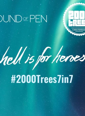 Hell Is For Heroes - 2000Trees 2018