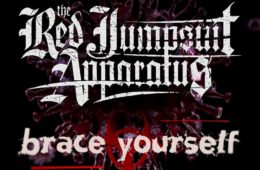 The Red Jumpsuit Apparatus Brace Yourself