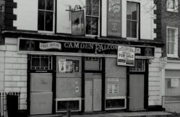 Camden Falcon